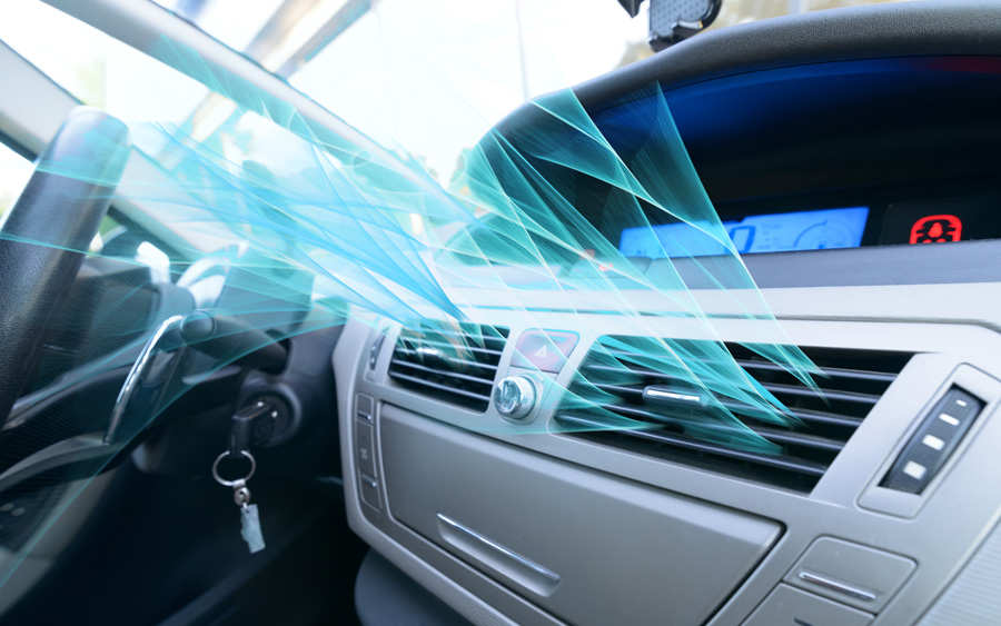 RIBBLE VALLEY LONGRIDGE car air conditioning